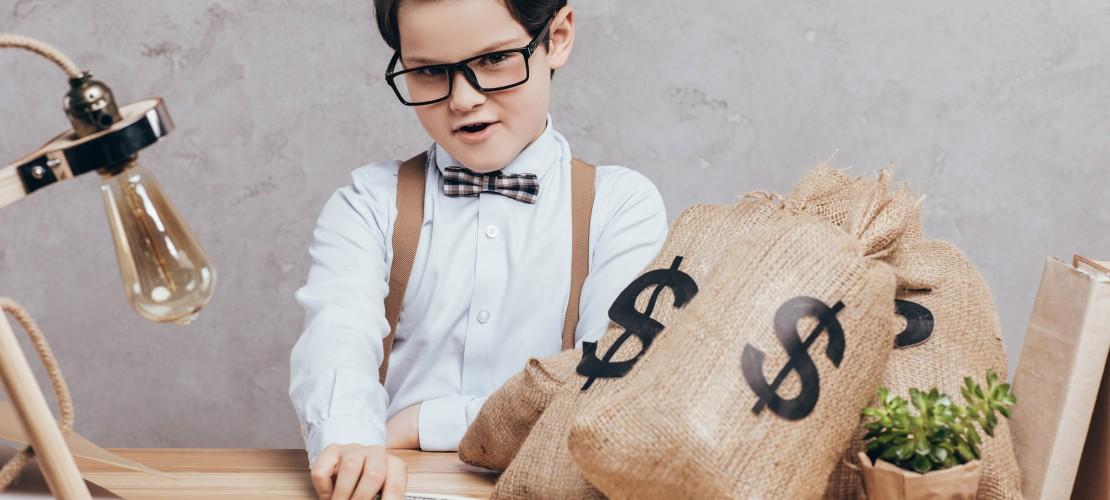 Банковские продукты для детей: зачем они нужны?