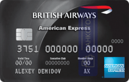 Кредитная карта British Airways Premium от АО «Банк Русский Стандарт»