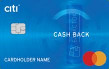 Кредитная карта Cash Back от АО КБ «Ситибанк»