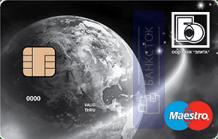 Оформить карту Дебетовая Cirrus/Maestro от ООО банк «Элита»