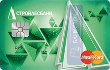 Оформить карту Дебетовая от КБ «СТРОЙЛЕСБАНК» (ООО)