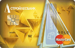 Оформить карту Дебетовая Gold от КБ «СТРОЙЛЕСБАНК» (ООО)