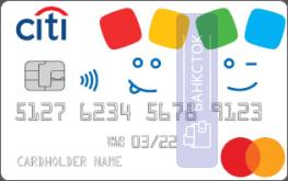 Кредитная карта Детский Мир-Ситибанк от АО КБ «Ситибанк»