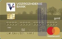 Кредитная карта Gold от Банк «Возрождение» (ПАО)