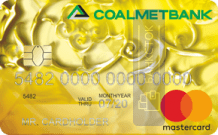 Кредитная карта Gold от АО «Углеметбанк»