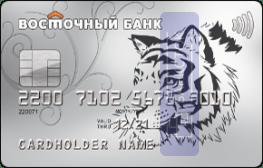 Кредитная карта Кэшбэк от ПАО КБ «Восточный»