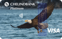 Кредитная карта Platinum от ПАО «ЧЕЛИНДБАНК»