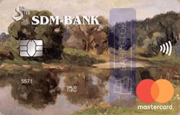 Кредитная карта от «СДМ-Банк» (ПАО)