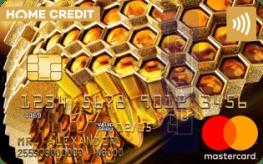 Оформить дебетовую карту Mastercard Gold от ООО «ХКФ Банк»