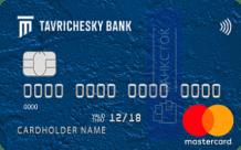 Оформить дебетовую карту Моментальная от Таврический Банк (АО)