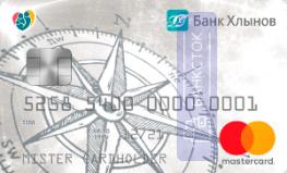 Кредитная карта Standard от АО КБ «Хлынов»