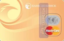 Кредитная карта Стандартный Gold от КБ «Долинск» (АО)