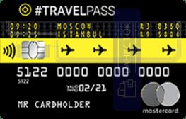 Кредитная карта Travelpass от АО «Кредит Европа Банк (Россия)»