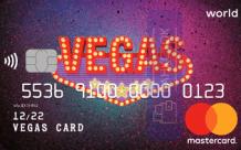 Кредитная карта VegasCard от АО «Тинькофф Банк»